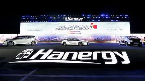 Solar-Powered E-Vehicles - Hanergy's Innovative E-Vehicles Never Need To Be Plugged In
