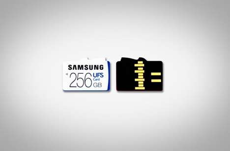 Breakneck Memory Cards - These Next-Generation Memory Cards Are Revolutionizing File Transfer