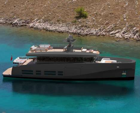 Opulent Luxury Yachts