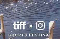 Social Film Festivals - This Short Film Competition is Being Hosted by TIFF and Instagram