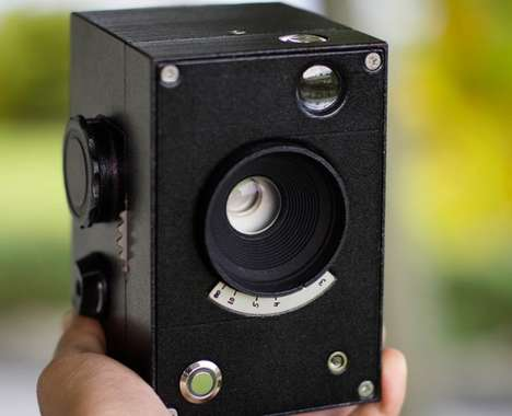 Luxe 3D-Printed Cameras