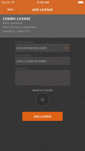 Hunting License Apps - The PURSUIT App Helps You Organize Hunting and Fishing Licenses