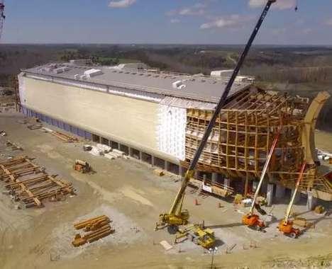 Genesis Ark Buildings