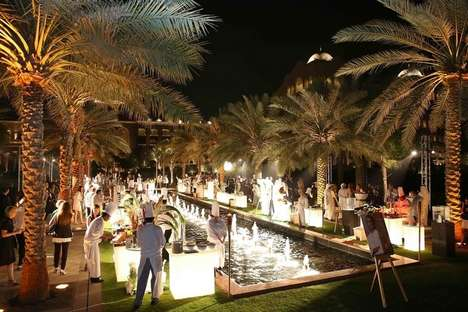 Middle Eastern Food Festivals - The Emirates Palace Food Festival Showcased the Best of Arab Cuisine