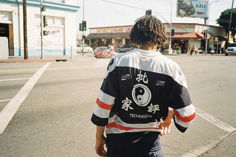 Retro Korean Streetwear - The Critic Skate Clothing Line Was Inspired by Looks from the 80s and 90s