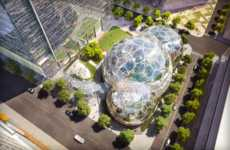 Spherical Urban Greenhouses