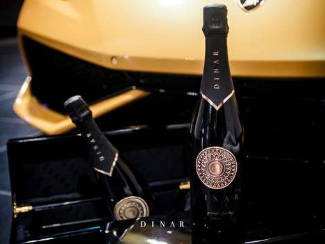 Halal Sparkling Wine - This Non-Alcoholic Sparkling Wine is Made in Accordance with Islamic Law