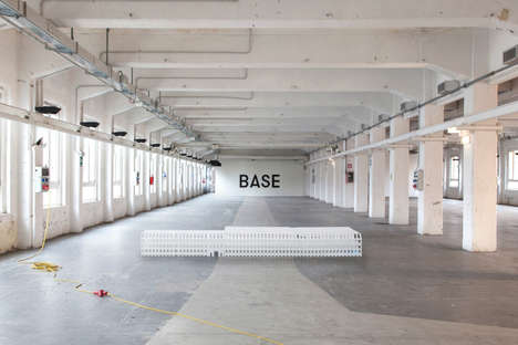Open-Space Creative Factories - 'BASE' is a Creative Area Made to Bring Professional Ideas Together