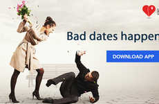 Geo-Location Dating Apps - The Bod App is a Plan B for Online Dates Gone Bad