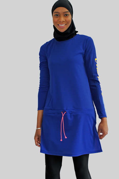 Modest Sportswear Brands - Mu'mine Creates Modest and Stylish Workout Gear for Muslim Women