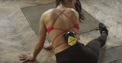 Twerking Drink Mixing Ads - Semtex's 'Twerk Shaker' Commercial Revolutionizes How Drinks are Made