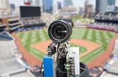 360-Degree Baseball Replays