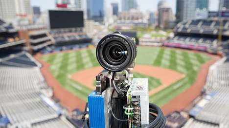 360-Degree Baseball Replays - The MLB is Bringing Immersive Replays to Its All-Star Game