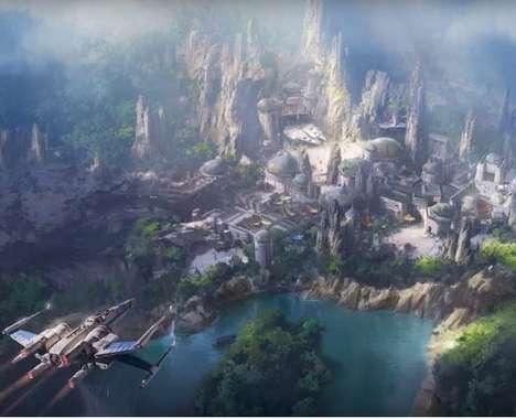 Intergalactic Theme Parks