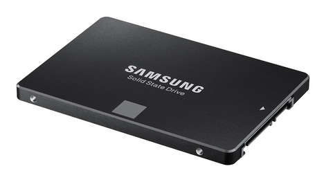 Capacious Solid State Drives - Samsung's New Solid State Drive Balances Size With Speed
