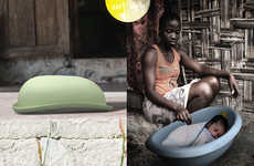 Solar Baby Beds - The Suncubator Warms Up Using The Rays to Keep Babies Warm at Night