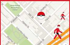 'PokeWalk' Sends Professional Walkers to Catch Pokemon Go Characters