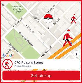 Outsourced Gaming Services - 'PokeWalk' Sends Professional Walkers to Catch Pokemon Go Characters