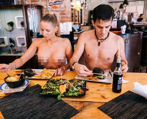 Naked Restaurant Events
