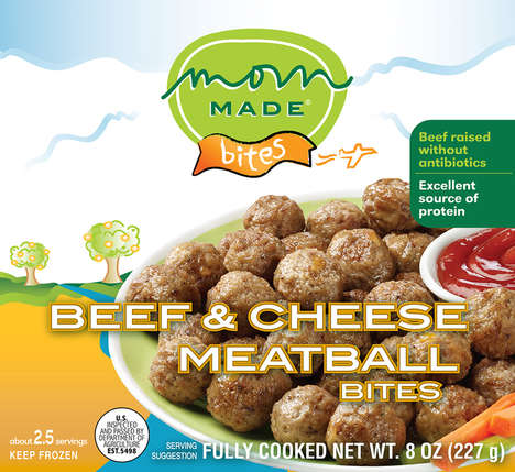 Homemade Frozen Meals - 'Mom Made Foods' Makes Healthy Organic Frozen Meals for Kids