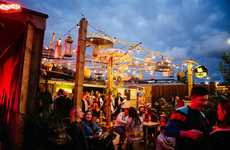 Beer Street Festivals - Singha Beer Created a Street Pop-Up to Give Londoners a Taste of Thailand