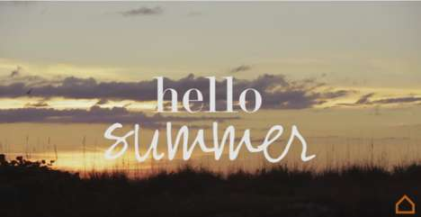 Seasonal Furniture Commercials - Ashley Furniture's 'Hello Summer' Ad Celebrates the Summer Season