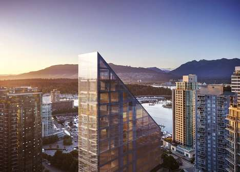 Hybrid Timber Residences - The 'Terrace House' is Set to Be the Tallest Hybrid Timber Structure