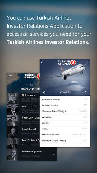 Streamlined Stakeholder Apps - This Airline's Investor Relations App Improves Business Communication