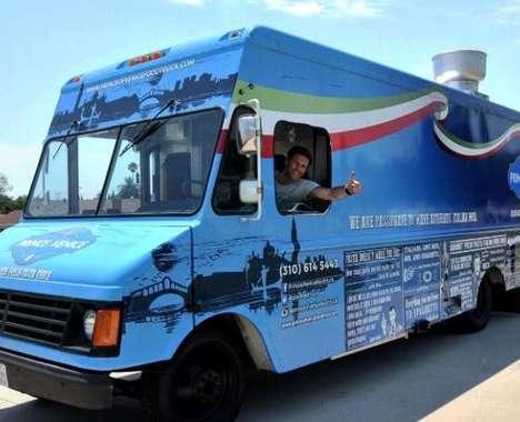 Fresh Italian Food Trucks