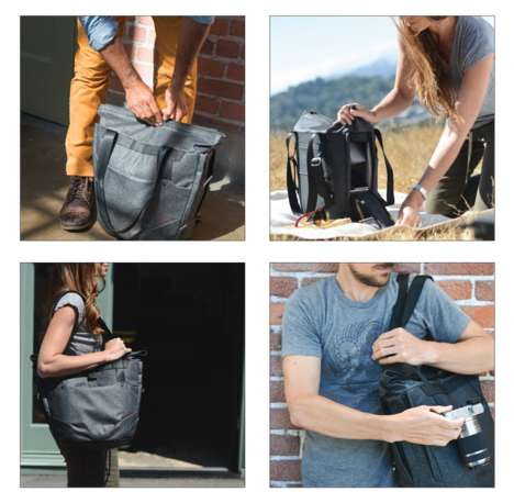 Lightweight Customizable Bags - The Everyday Bags Sling Bring Versatility and Style Anywhere