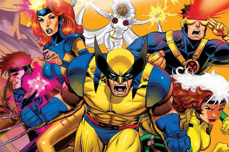 Mutant Hero TV Renditions - Fox and Marvel are Said to Be Producing a New X-Men TV Show