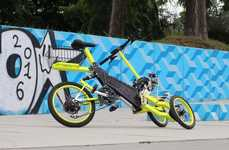 Tilting Electric Trikes
