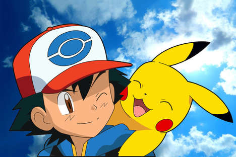 Game-Inspired Anime Films - The Pokémon Go Popularity Might Lead to a New Film for the Franchise
