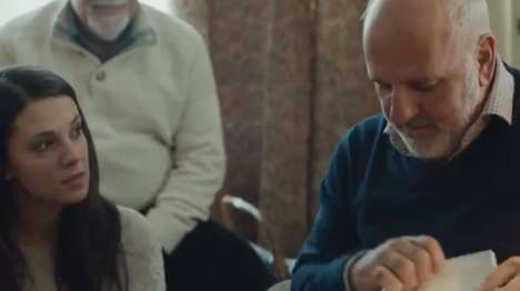 Tear-Jerking Holiday Advertisements - Dick's Sporting Goods' Festive Ad Features a Real Family