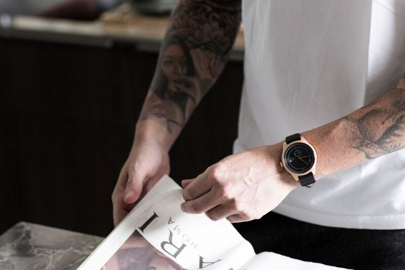 36 Unsually Crafted Men's Watches
