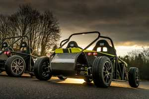 16 Diminutive Driving Devices - From Ocean-Going Go-Karts to All-Electric Roadsters