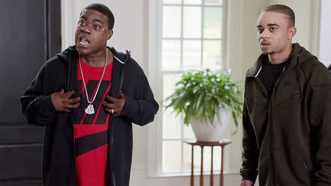 Annual Sports Holiday Campaigns - Foot Locker's Fourth 'Week of Greatness' Ads Featured Tracy Morgan