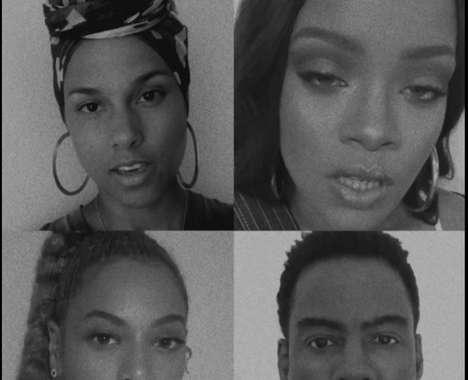 Celebrity-Infused Social Activism