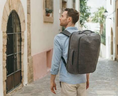 Modular Travel Bags