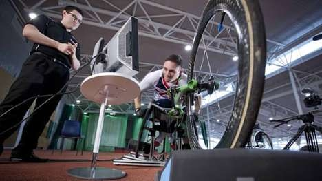 Automated Wheelchair Training Systems - BAE Systems' Novel Indoor System Helps Paralympians Train