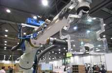 Industrial Warehouse Robots