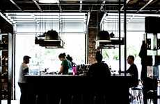 Empty Restaurant Office Initiatives