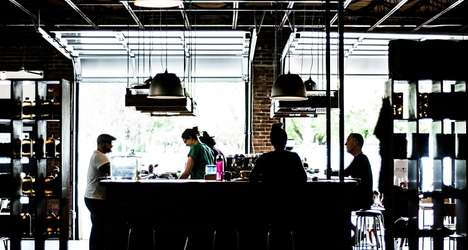 Empty Restaurant Office Initiatives - 'Spacious' Offers Vacant Eateries as Freelance Workplaces