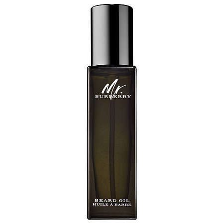 Perfumed Beard Serums - The Mr. Burberry Beard Oil Offers a Cologne and Conditioning Product in One