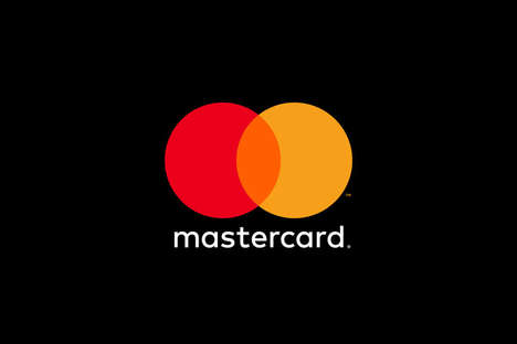 Rebranded Credit Cards - The Mastercard Logo Was Redesigned for the First Time in 20 Years