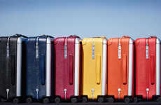 Functional Luxury Luggage - The New Louis Vuitton Roller Luggage Was Designed By Apple's Design VP