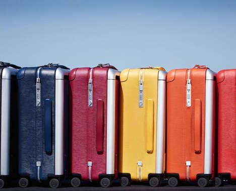 Functional Luxury Luggage