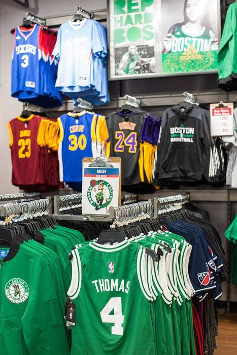 Basketball Player Retail Appearances - This Retailer Hosted Celtics Players During the Holidays