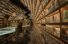 Mirrored Library Tunnels