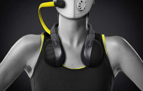 Personal Air Purifiers - This Mask Was Designed to Protect Against Poor Weather Conditions